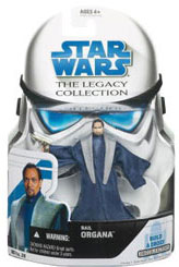 SW Legacy Collection - Build a Droid - King Bail Organa