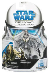 SW Legacy Collection - Build a Droid - General Grievous