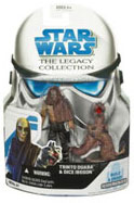 SW Legacy Collection - Build a Droid - Trinto Duaba and Dice Ibegon