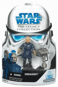 SW Legacy Collection - Build a Droid - Ugnaught