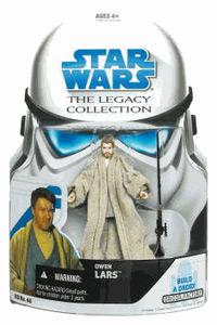 SW Legacy Collection - Build a Droid - Owen Lars