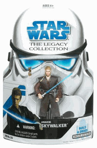 SW Legacy Collection - Build a Droid - Anakin Skywalker Evolution