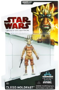 SW Legacy Collection - Build a Droid - Pod Racer Clegg Holdfast