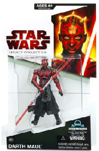 SW Legacy Collection - Build a Droid - Darth Maul - Evolutions