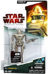 SW Legacy Collection - Build a Droid - Concept Art IG-88