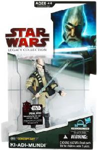 SW Legacy Collection - Build a Droid - Concept Art Ki-Adi-Mundi