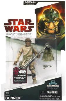 SW Legacy Collection - Build a Droid - Nikto Gunner