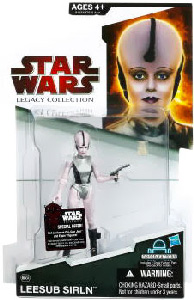 SW Legacy Collection - Build a Droid - Cantina Denizen Leesub Sirln