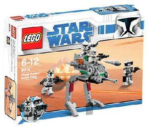 LEGO Star Wars - Clone Walker Battle Pack 8014