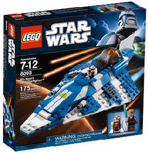 LEGO Star Wars - Plo Koon Starfighter 8093