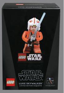 LEGO Star Wars - Luke Skywalker X-Wing Pilot Maquette