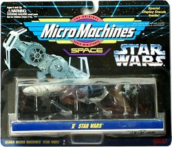 Star Wars Collection V - Rebel Transport, Tie Bomber, Imperial AT-ST