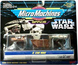 Star Wars Collection II - Landspeeder, Jawa Sandcrawler, Millennium Falcon