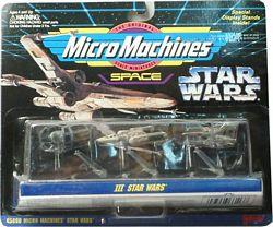 Star Wars Collection III - Darth Vader Tie Fighter, Y-Wing Starfighter, X-Wing Starfighter