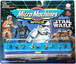 Star Wars MicroMachine Ewoks