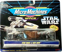 Star Wars Collection I - Tie Interceptor, Imperial Star Destroyer, Rebel Blockade Runner