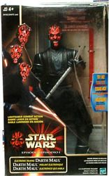 Electronic Talking Darth Maul