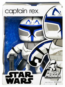 Mighty Muggs - Captain Rex