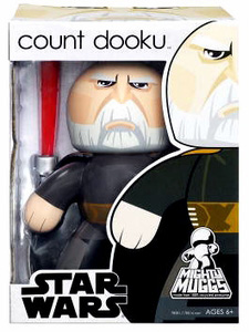 Mighty Muggs - Count Dooku