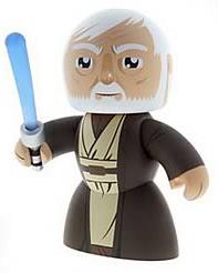 Mighty Muggs - Old Obi-Wan Kenobi