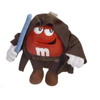 Red M&M Obi-Wan