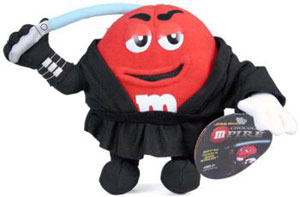 Red M&M Anakin Skywalker