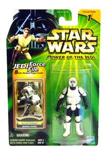 POTJ - Scout Trooper Imperial Patrol
