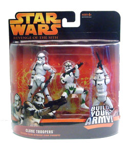Build Your Clone Trooper Army Green Stripe