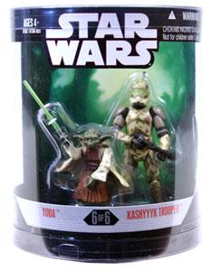 Order 66 - Yoda and Kashyyyk Trooper