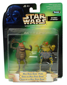 POTF Max Rebo Band Pairs - Sy Snootles and Joh Yowza