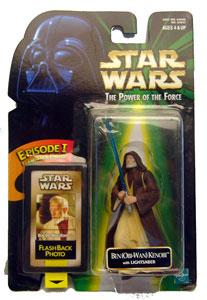 POTF - Green: EPI Flashback Ben(Obi-Wan) Kenobi