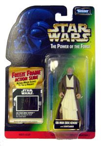 POTF - Green: Freeze Frame Obi-Wan Ben Kenobi