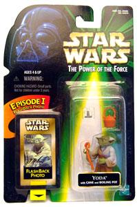 POTF - Green: Flashback Yoda