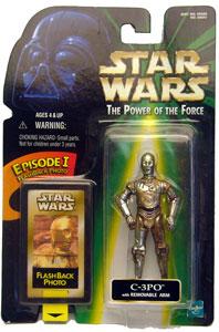 POTF - Green: Flashback C-3PO