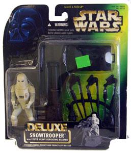 POTF - Green: Deluxe Snowtrooper