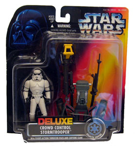 POTF - Red: Deluxe Crowd Control Stormtrooper