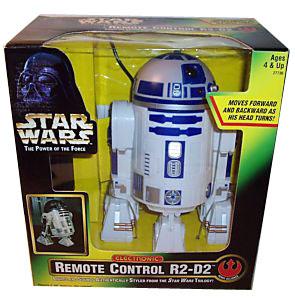 POTF - Remote Control R2-D2