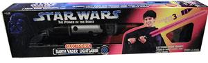 POTF - Electronic Darth Vader Lightsaber[OPENED]