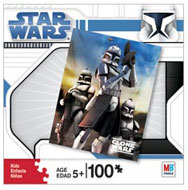 Clone Wars Puzzle - 100 pcs - Clone Troopers