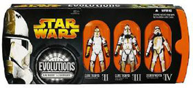 Evolutions - Clone Trooper to Stormtrooper