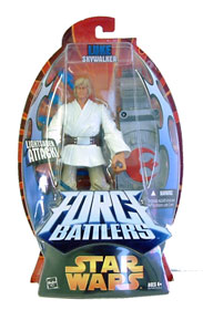 Force Battler Luke Skywalker