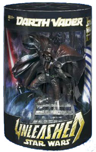 Darth Vader - Best Buy Exclusive - Revenge of The Sith Unleashed