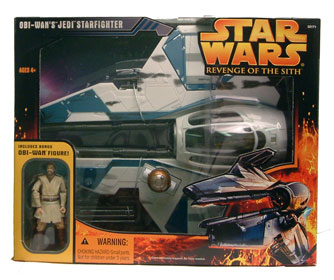 New Obi-Wan ROTS Jedi Starfighter