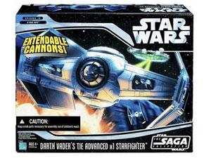 Darth Vader - TIE Advanced Starfighter