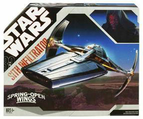 Sith Infiltrator 30th Anniversary