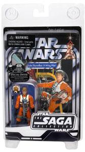 Saga Vintage: Luke Skywalker X-Wing Pilot