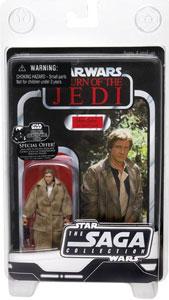 Saga Vintage: Han Solo in Trenchcoat
