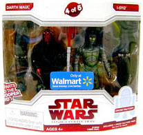 Legacy Collection 2-Pack Exclusive: Darth Maul and I-5YQ[Build Dark Trooper]