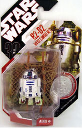 30th Anniversary - R2-D2  with Cargo Net 46