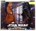 12-Inch Obi-Wan Kenobi Vs. Darth Vader